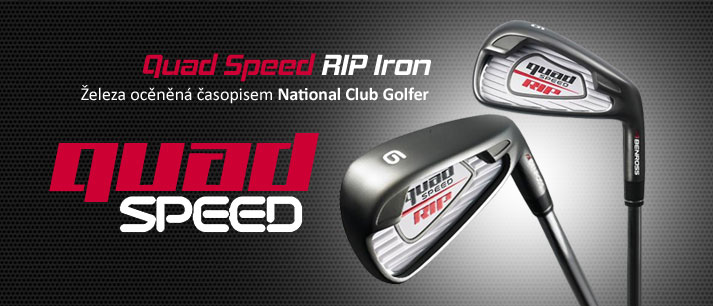 Quad Speed Iron Benross
